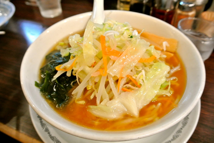 Yasai (vegetable) ramen