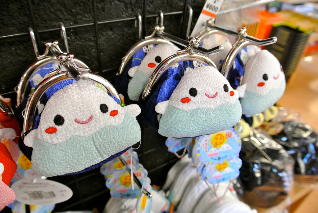 Mount Fuji souvenir